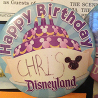5 Things You Must Do On Your Birthday at Disneyland