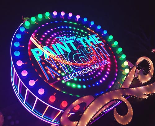 Changes coming to Disneyland Paint the Night