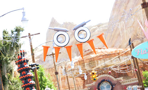 Disneyland Halloween Party 2018 Cars Land