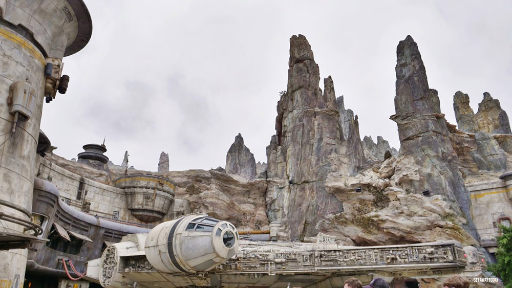 Disneyland This Summer Star Wars Land