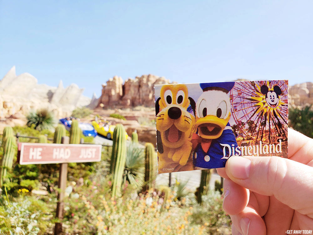 Disneyland This Summer Ticket