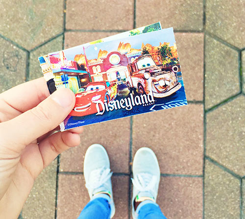 Disneyland ticket prices increase