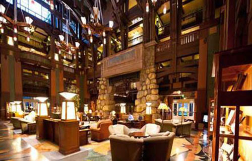 Disney S Grand Californian Hotel Amp Spa Concierge Level