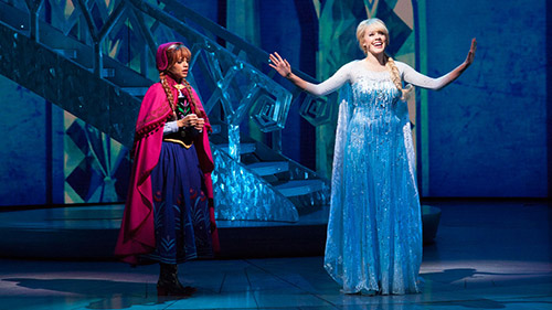 Frozen Live Pre Show Packages at Disney California Adventure Park