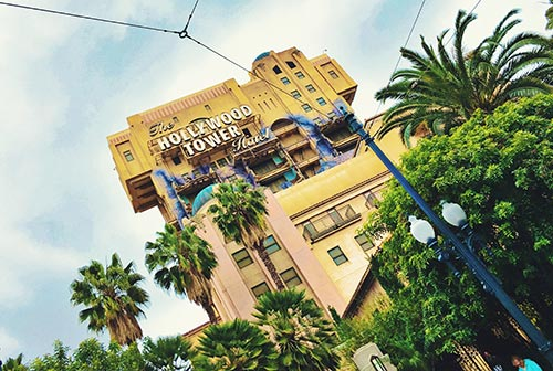 Before the Tower of Terror Closes at Disneyland