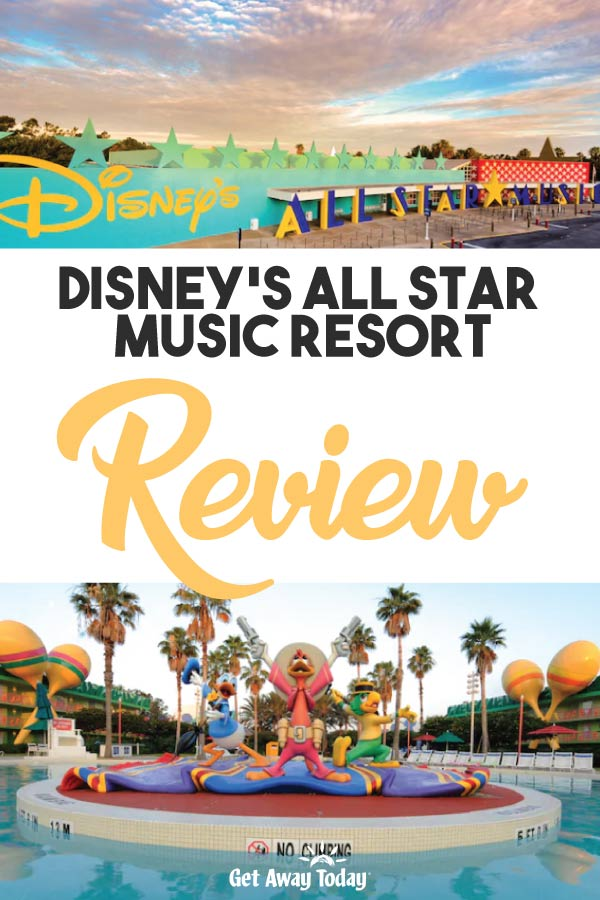 Disneys All Star Music Resort Review || Get Away Today