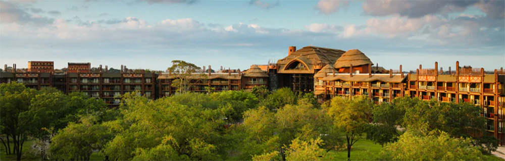 Disneys Animal Kingdom Lodge Review Exterior