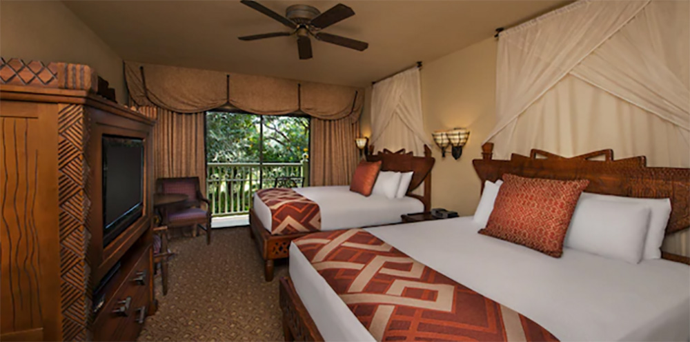 Disneys Animal Kingdom Lodge Review Room