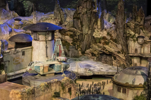 Changes coming to Disneyland Star Wars Galaxy's Edge