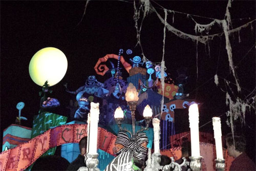 Guide to Halloween Time Haunted Mansion Holiday Inside
