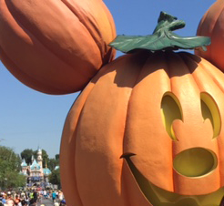 Halloween Changes at Disneyland 2017