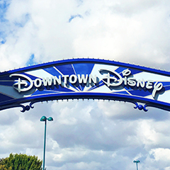 One Minute Guide to the Downtown Disney District