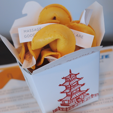 Easy Vacation Surprise Using Fortune Cookies