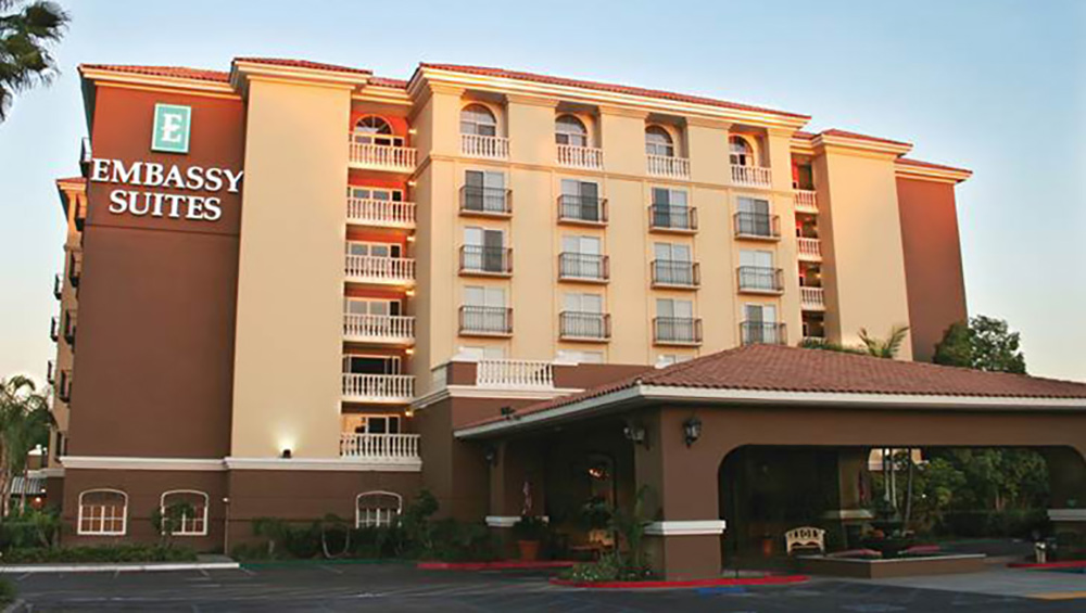Embassy Suites Anaheim North Exterior