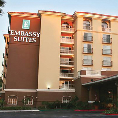 Embassy Suites Anaheim North Review