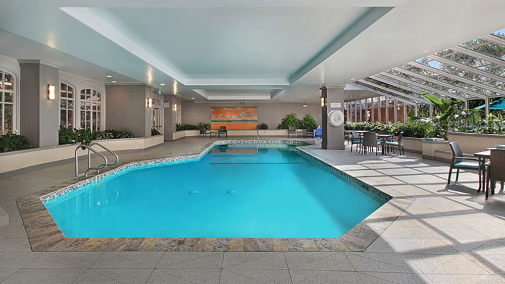 Embassy Suites Anaheim North Pool