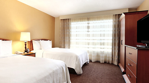 Embassy Suites Anaheim South Review Rooms