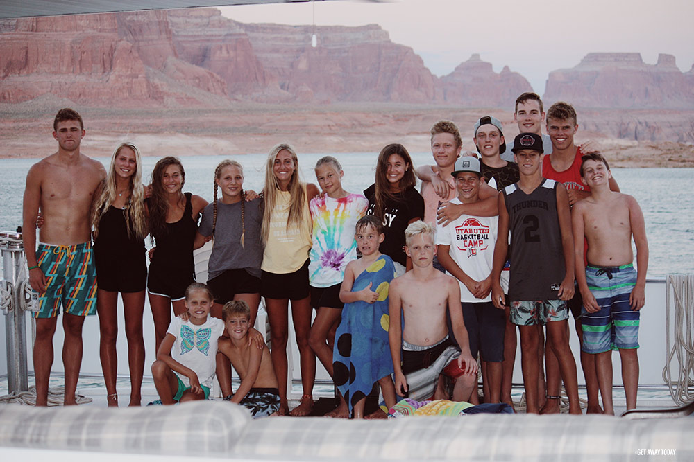 Hadlee Lake Powell