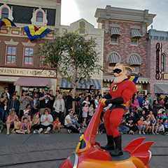 Everything You Need to Know About Pixar Play Parade