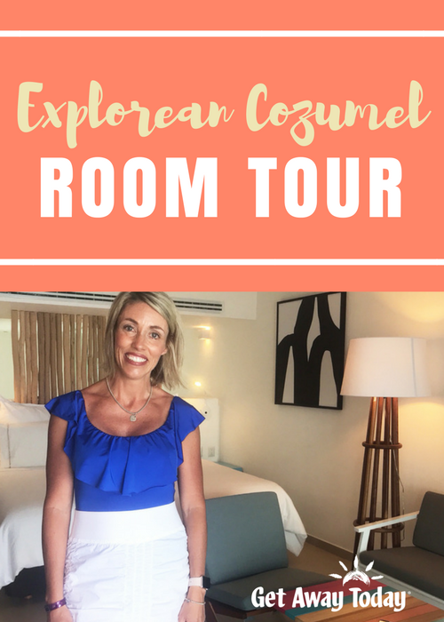 Explorean Cozumel Room Tour