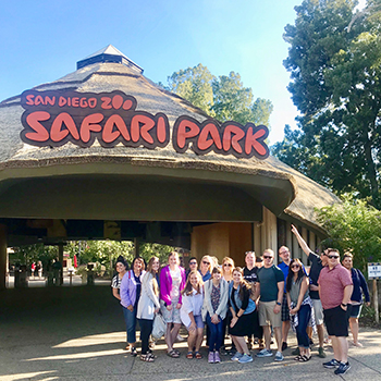 FAM 2018: Our Partner Luncheon, San Diego Zoo Safari Park & LEGOLAND