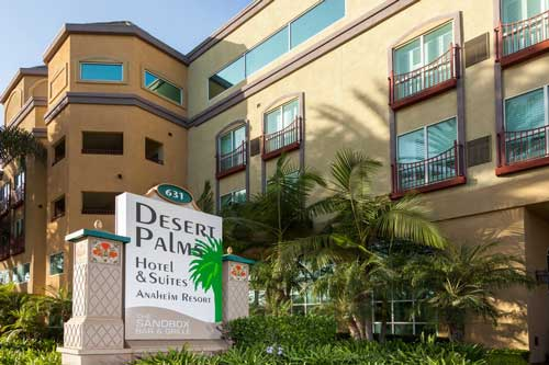 Desert Palms Inn & Suites
