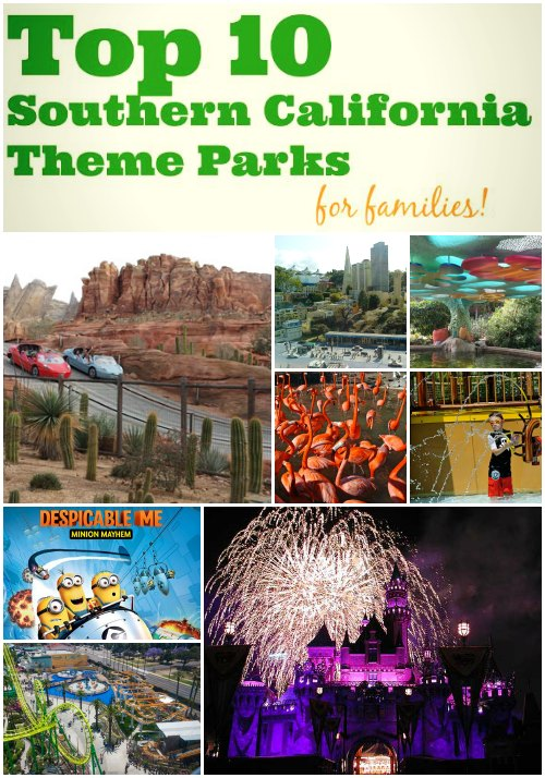 Best deals on theme parks in california