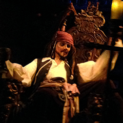 12 Fun Facts About the Pirates of the Caribbean in Disneyland