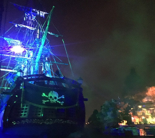 Facts About Pirates of Caribbean Ship