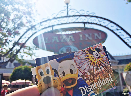 Free Things at Disneyland Buffet Dining