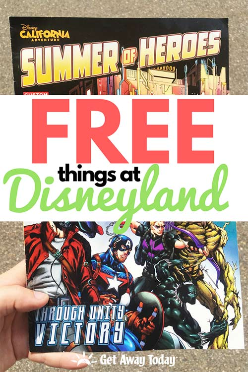The BEST FREE Things at Disneyland || Get Away Today