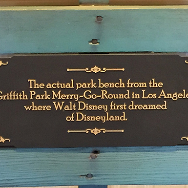 12 Fun Facts About Walt Disney - Walk in Walt's Footsteps in Disneyland for Free