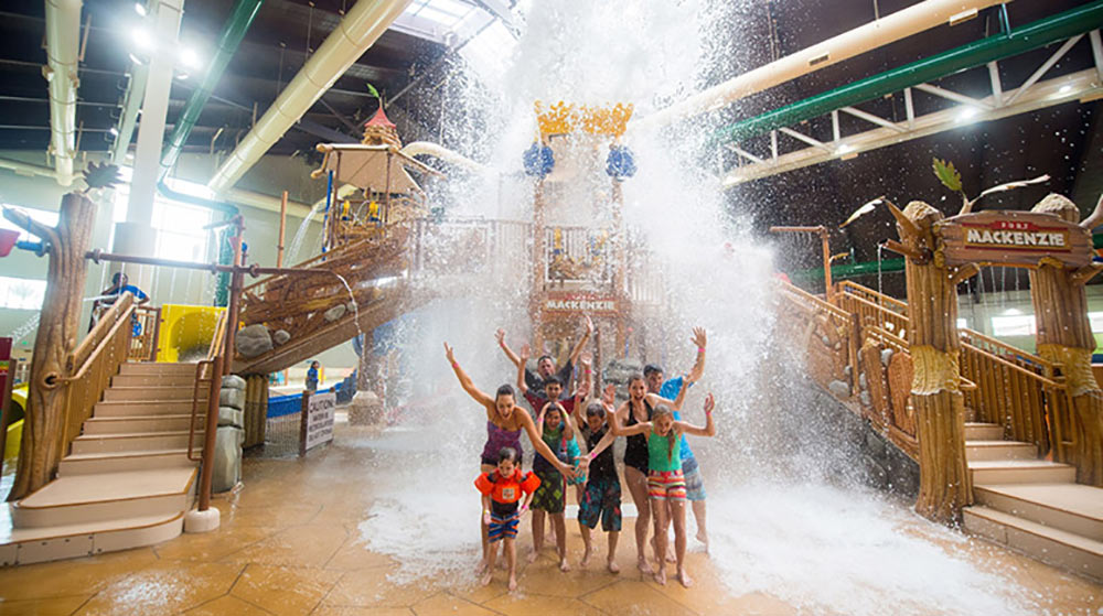 Great Wolf Lodge Anaheim Review Water Park