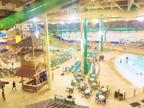 Great Wolf Lodge Anaheim Water Park
