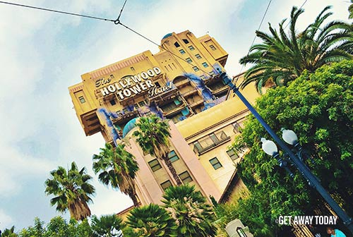 Guide to Disneyland 2017 Tower of Terror