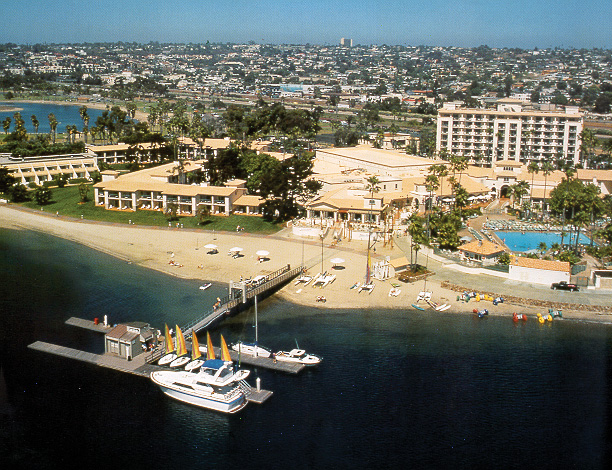 paradise point hotel san diego Photo