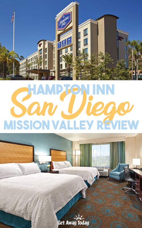Hampton Inn Mission Valley Top 5 || Get Away Today