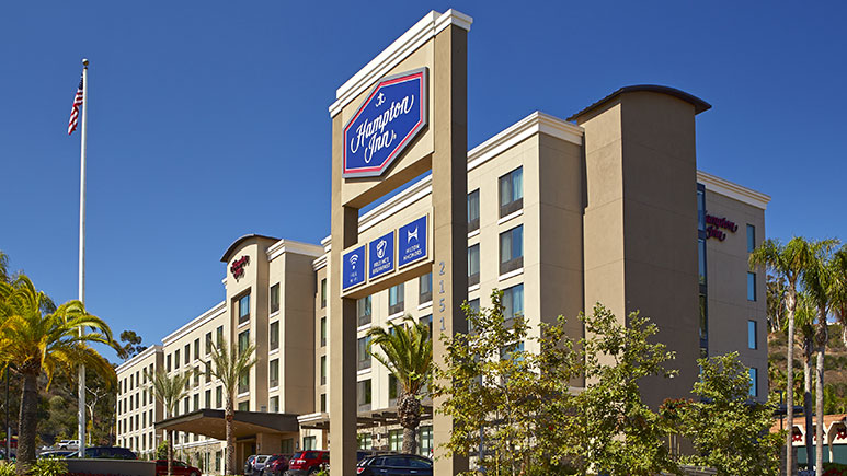 Hampton Inn Mission Valley