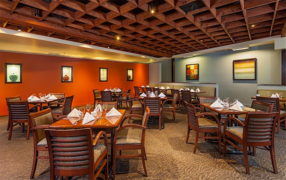 Handlery Hotel San Diego Review Dining