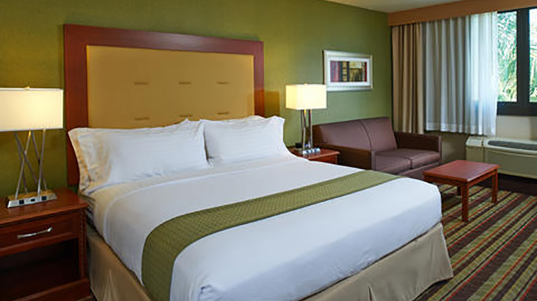 Holiday Inn Buena Park King Rooms