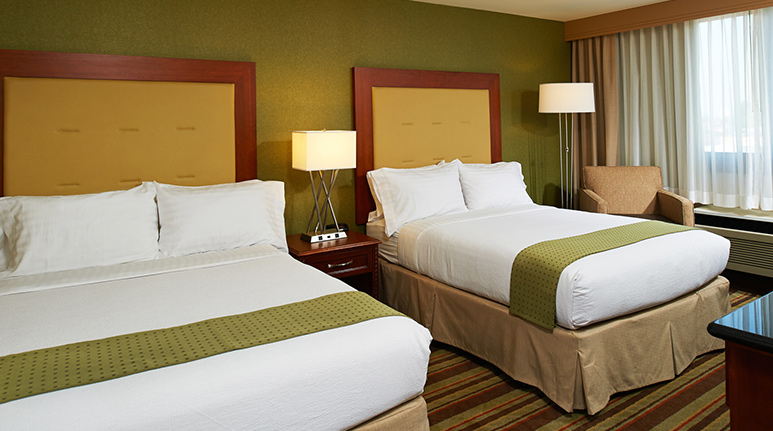 Holiday Inn Buena Park Queen Beds