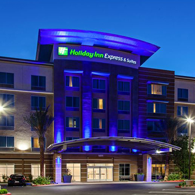 Holiday Inn Express Anaheim Review