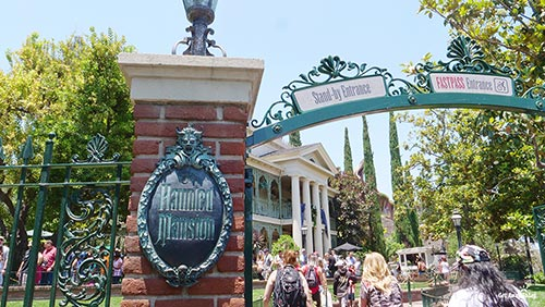 How Much Are Disneyland Tickets? - Haunted Mansion