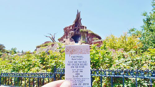 How Much Are DIsneyland Tickets? Splash Mountain
