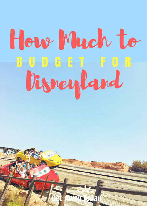 How Much Should I Budget for Disneyland