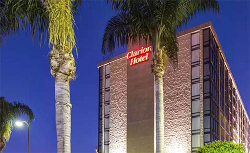 How to Do Disneyland Cheap Clarion Hotel