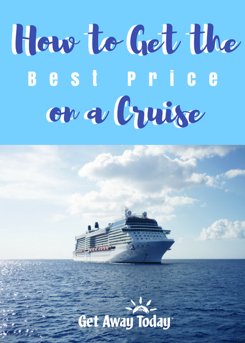 Best Price On A Cruise Pin | Get Away Today