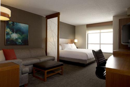 New Hotel Spotlights Hyatt Place Anaheim Resort Convention Center And Hampton Inn Mission Valley