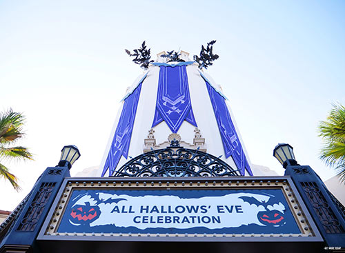 If you don't have Mickey's Halloween Party tickets, try Carthay Circle Restaurant