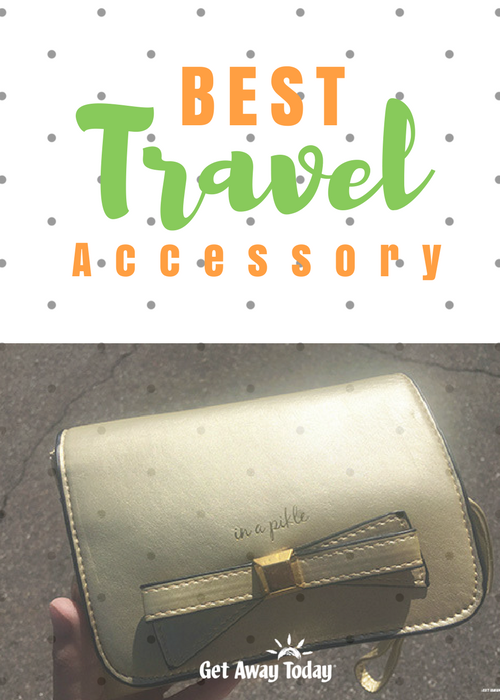 Best Travel Accessory Pin || Get Away Today